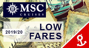 MSC Cruises from Southampton