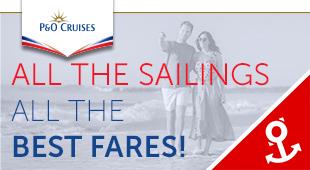 P&O Cruises from Southampton