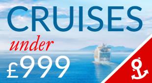 Southampton Cruises under £999
