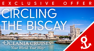 Oceania Cruises - Circling The Biscay
