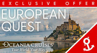 Oceania Cruises - European Quest