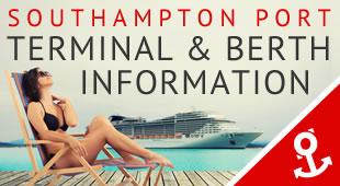 Southampton Cruise Port Information