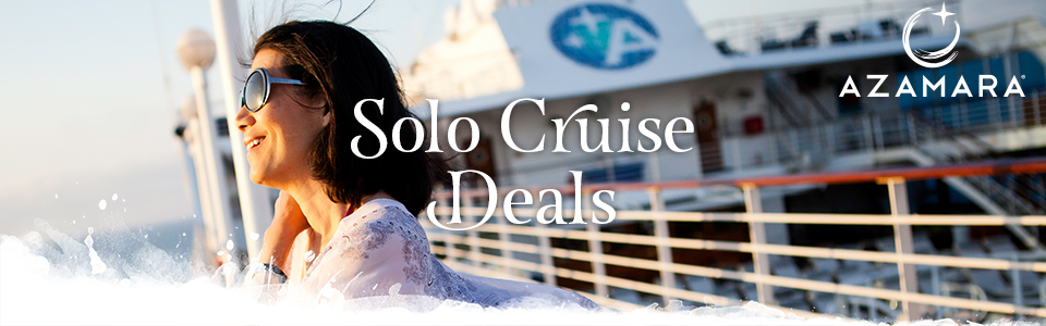 Solo Cruise Deals 2020.Azamara Club Cruises Top Singles Cruise Offers