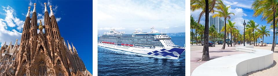 Barcelona & Florida Cruise