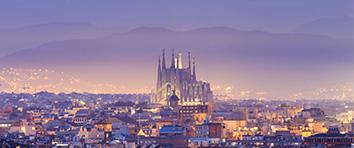 Barcelona, The Spanish Passage & Florida