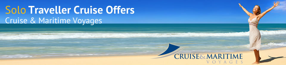 Cruise & Maritime Voyages Solo Traveller Cruise Offers