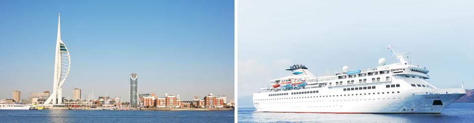 Portsmouth Cruise Terminal