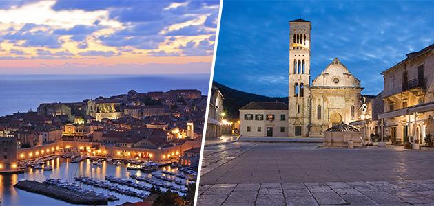Dubrovnik & Hvar