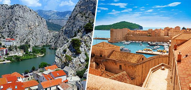 Dubrovnik & Omis