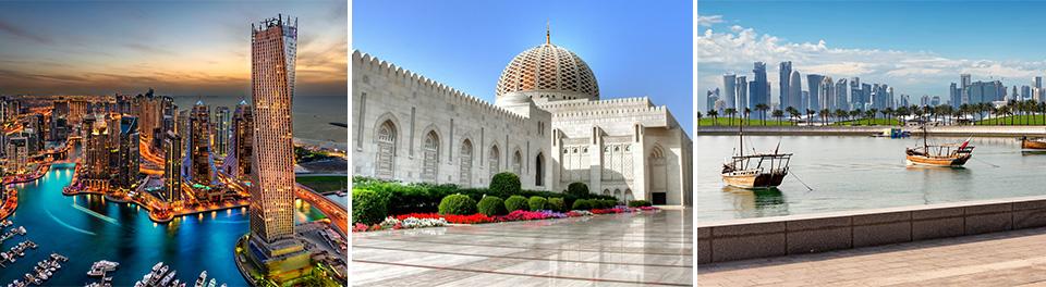 Arabian Gulf & Emirates Voyage