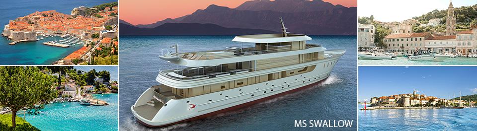 The Islands of Dalmatia Cruise