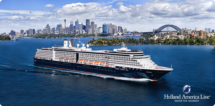 Holland America - Cruising with Jane McDonald