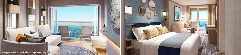 P&O Cruises Iona - Conservatory Suites