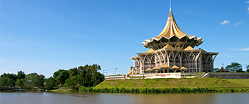 Singapore to Borneo