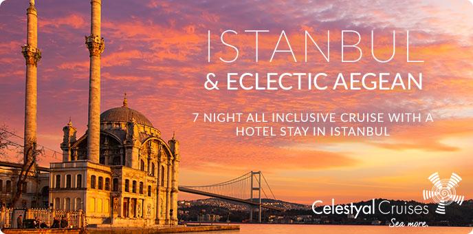 Celestyal Cruises - All Inclusive Greece Cruise Holidays