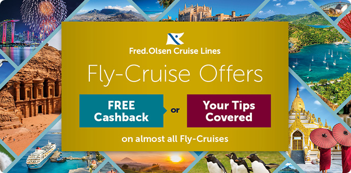 Fred. Olsen - Fly Cruise Offers