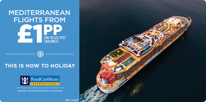 Royal Caribbean - Simply Great Prices