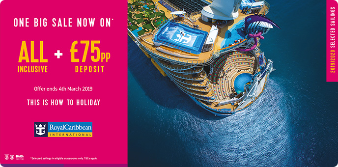 Royal Caribbean - This is the whole package
