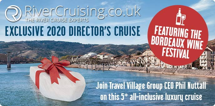 Exclusive Bordeaux Director's Cruise