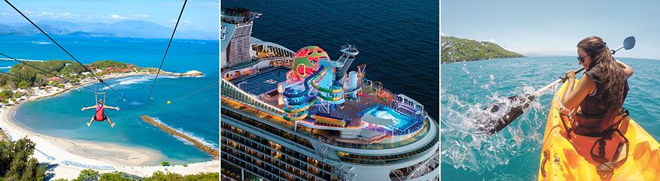 Royal Caribbean - Caribbean Transatlantic Cruise Package