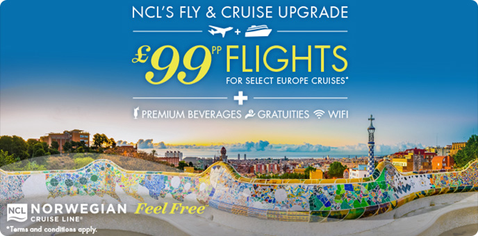 NCL £99 flights
