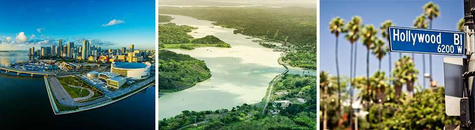 Norwegian Cruise Line Panama Canal