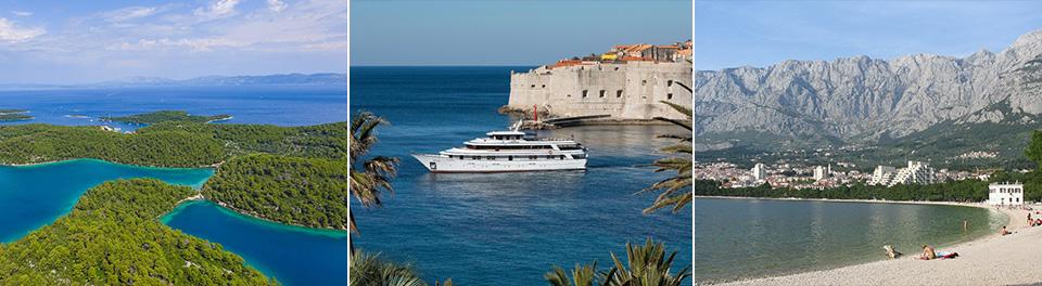 Mljet MV Corona & Makarska