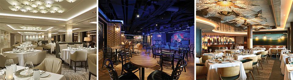 Haven Restaurant, Cavern Club & Ocean Blue