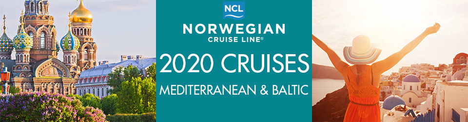 Norwegian Cruise Line in Europe 2020