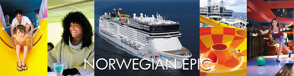 Norwegian Epic Cruise Ship