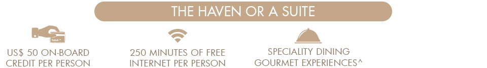 Haven inclusions