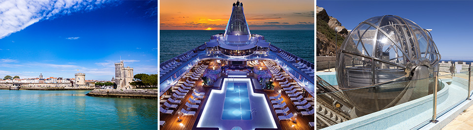 Oceania Cruises - Marina - Circling The Biscay 2020