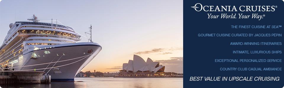 Oceania Cruise Deals