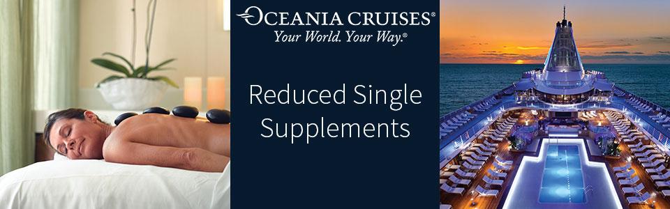 Oceania Cruises Offers