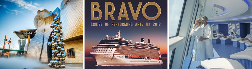 Guggenheim Museum and Bravo Cruise of the Performing Arts 2018