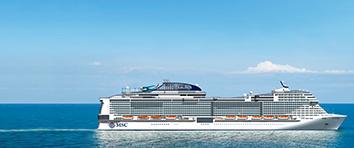 MSC Cruises :: MSC Meraviglia