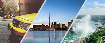 New York, Toronto & Niagara Falls