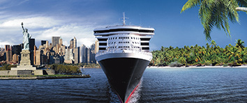 New York, Queen Mary 2 & The Caribbean