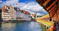 Rhine Cruise To Switzerland