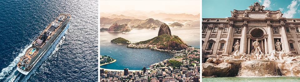 MSC Cruises Seaview Barcelona to Rio de Janeiro
