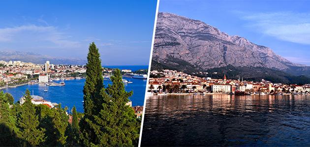 Split & Makarska