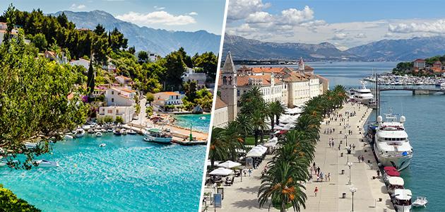 Split & Trogir