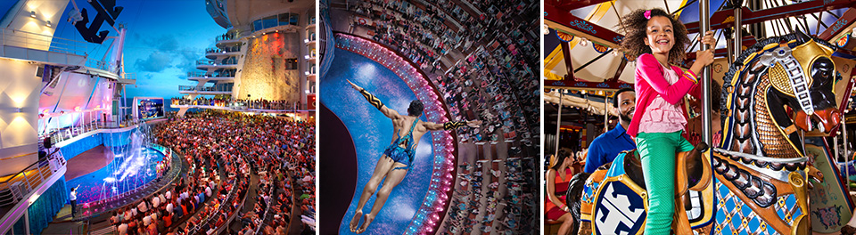 Symphony of the Seas - Entertainment