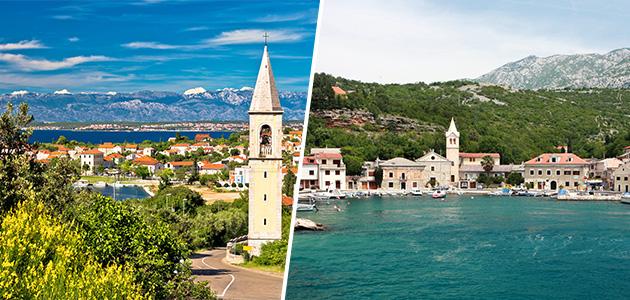 Zadar & Rab