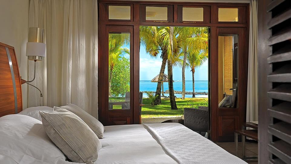 Paradis Deluxe Beachfront Room