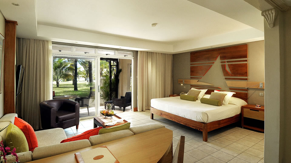 Shandrani Deluxe Room