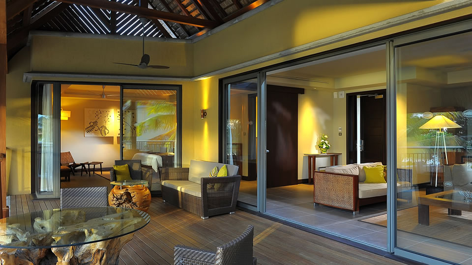 Trou Aux Biches Beachfront Senior Suite with Pool