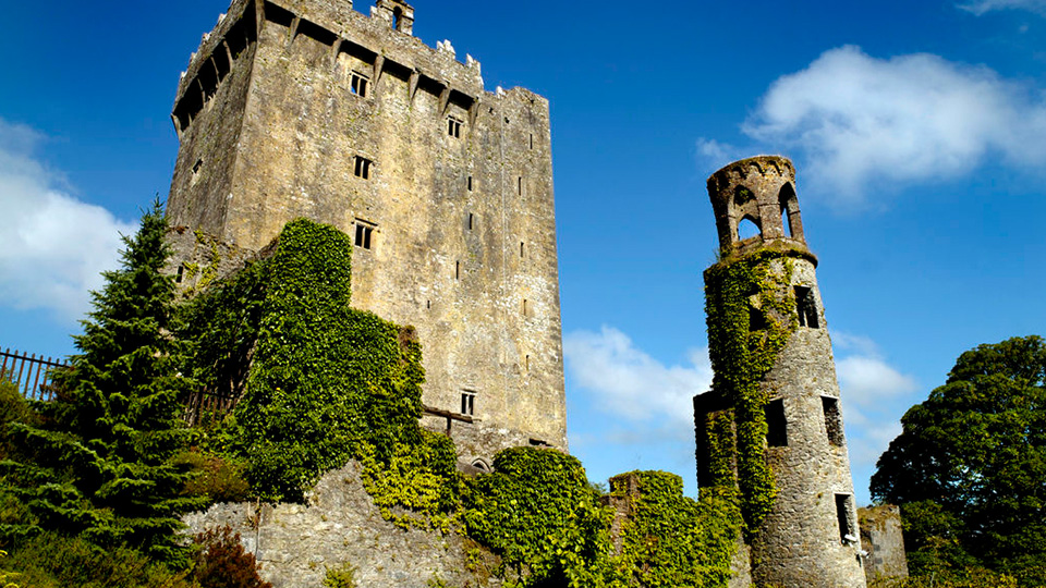 Blarney, Ireland - Castle