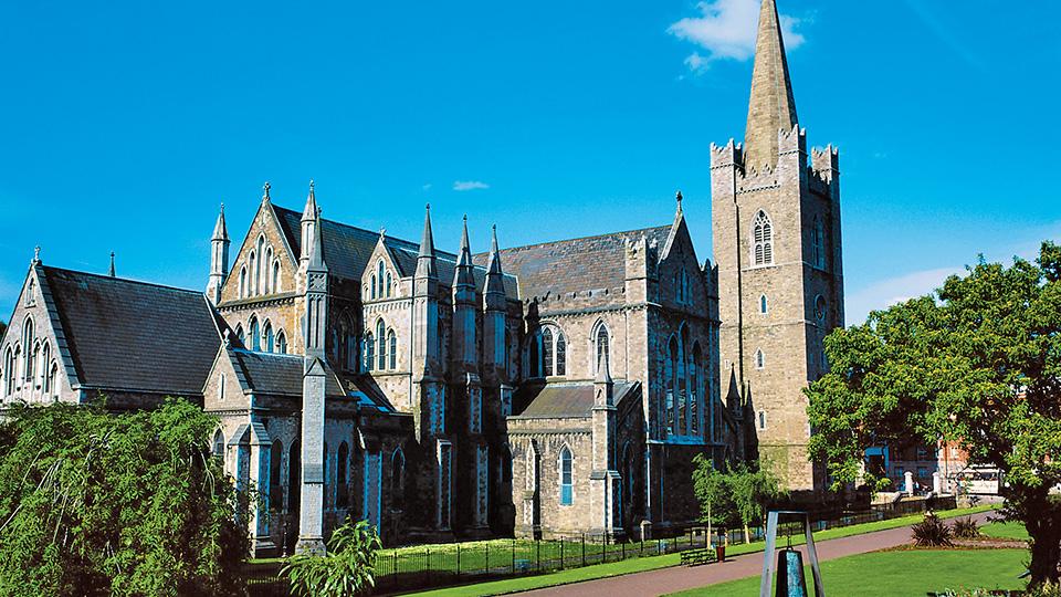 Dublin, Ireland - St. Patrick Cathedral