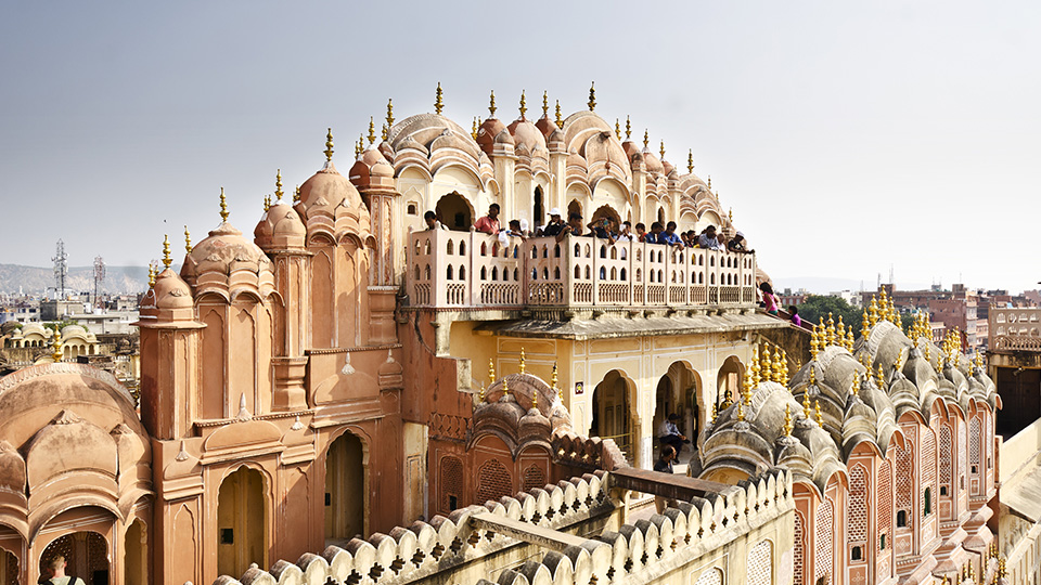 Hawa Mahal - Jaipur, India